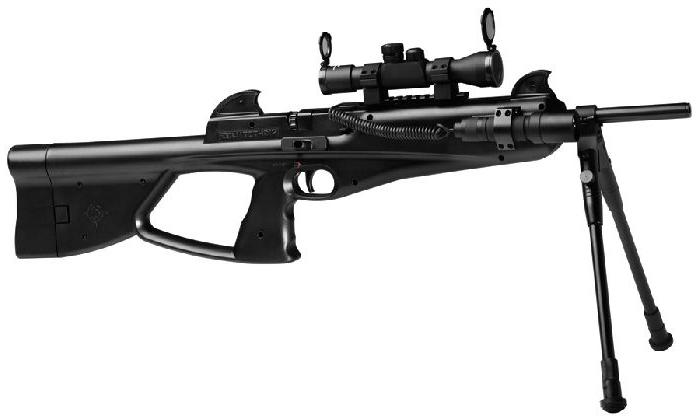 Пневматическая винтовка самообороны